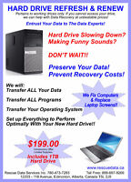 Recover Your Files FAST with Edmonton's True Data Recovery Lab