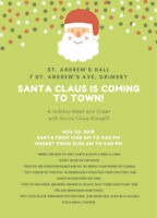 SANTA'S COMING TO GRIMSBY !!!