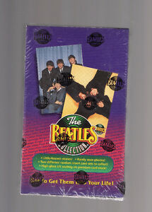 Boite '' THE BEATLES collection ''  36 packs/box