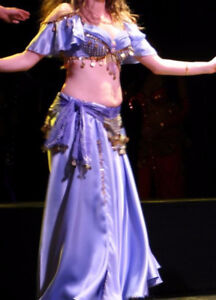 Costume de baladi / danse orientale / belly dance