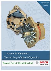Reefer alternators and starters Kitchener / Waterloo Kitchener Area image 1