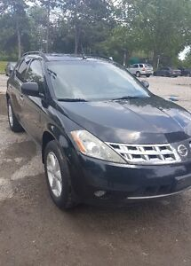 2005 Nissan Murano AWD 3.5S 225000km  $1350 only cash !!! AS-IS
