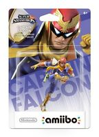 Captain Falcon Amiibo BNIB For $30