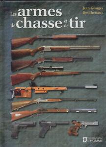 Les armes de chasse et de tir