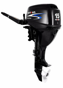 NEW 15 hp Outboard North Shore Greater Vancouver Area image 2