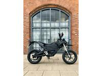 "ZERO FXS ZF7.2 - NYAB ""URBAN OPS"" SPECIAL EDITION - ELECTRIC SUPERMOTO - 106Nm"