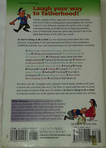 So You're Going To Be A Dad Book - Pregnancy / Parenting London Ontario image 2