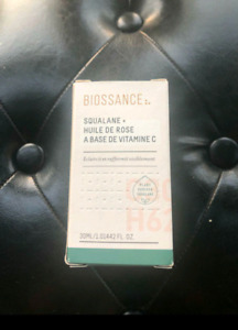 Biossance-squalane and rose oil