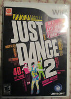 Wii Wipeout and Just Dance 2 for sale, $10.00 each