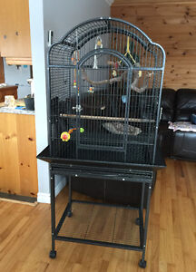 * BEAUTIFUL AND QUALITY BIRD CAGE *