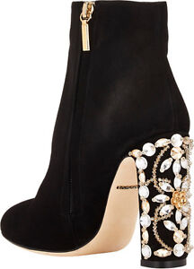 SUPERB Dolce and Gabbana ankle boots Mary Janes 100% Authentic Windsor Region Ontario image 3