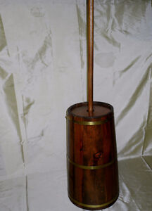 Sale $30.00 1970's version of Antique Butter Churn