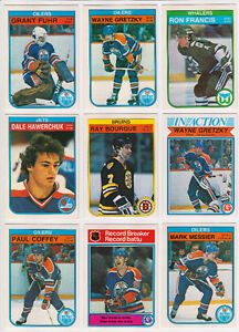 1982-83 O-Pee-Chee Complete Set (82-83 OPC) - AWESOME CONDITION!