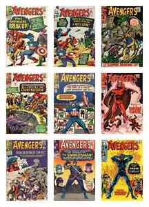 Avengers Silver Age to Modern  Comics Collection