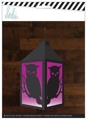 HEIDI SWAPP - Halloween - Lantern - Owl   319928 - Heidi Halloween