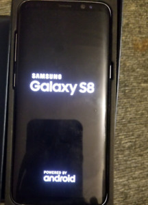 Samsung Galaxy s8 64gb factory unlocked