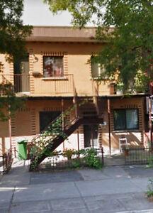 4 1/2 rue Drolet dans la Petite Italie / in Little Italy