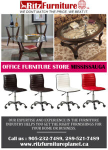 Office Furniture Store Mississauga