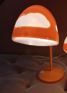 Kids Orange Desk Lamp