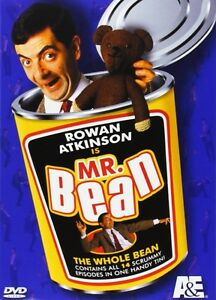 MR. BEAN – The Whole Bean – DVD BOX SET