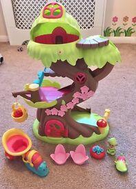 Happyland treehouse