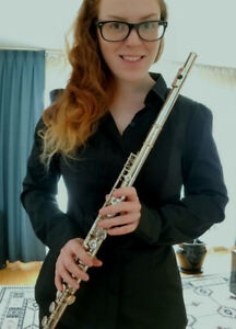 Flute and Piano Lessons In Central Mississauga