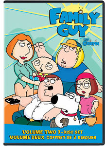 Family Guy - Volume 1 and 2 DVD