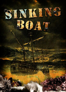 Sinking Boat:you can get a free ticket during your playing