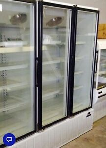 COOLERS! FREEZERS! ICE CREAM & SLUSH MACHINES! & LOTS MORE!!