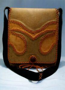 Vintage HoBo Suede Handbag