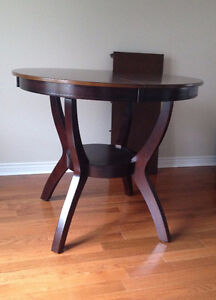 """""""Adell"""" Counter-Height Dining Table From The Brick"""