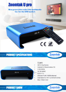 Android Boxes Starting $59.99//Zoomtakx/ VPlus/x96//T95Upro/
