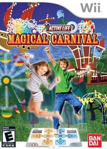 Wii  Magical Carnival.