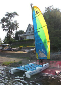 CATCH THE BREEZE--PERFECT CONDITION-HOBIE WAVE
