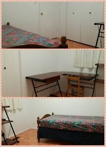 Furnished Student Room for Rent房间出租