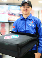 Delivery expert in Dominos pizza