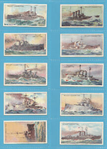 Cigarette Collector Cards Train Navy Ships Army Antique Naval