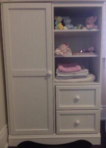 Brand New Dresser Drawer Combo for Nursery Baby