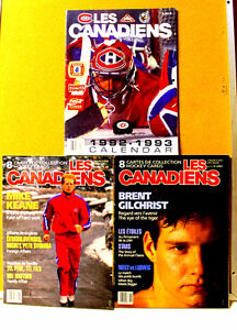 NHL Hockey Montreal Canadiens Lot