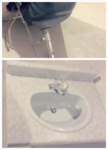 Bathroom Sink/Counter Top