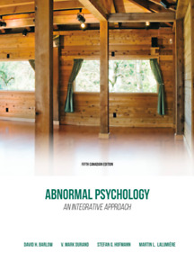 Abnormal psychology Textbook 5th CND Edition For Sale!