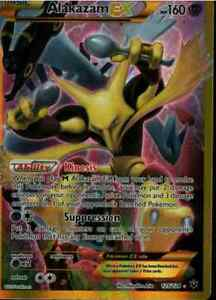 Alakazam EX secret rare full art for trade