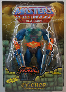 Masters of the Universe Classics CY-CHOP Action Figure