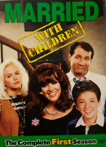 Married With Children Season One DVD