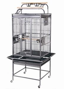 NEW - HQ Parrot Cage & Bird Cage