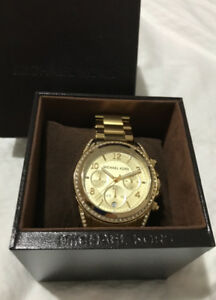 Michael Kors Ritz Chronograph Watch - women's