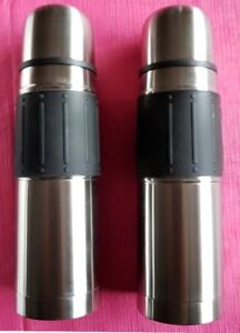 2 Bouteilles Thermos - Thermos Bottles (NEW/NEUF)