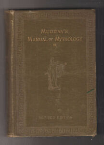 Murry's Manual of Mythology, Revised HB 1895 West Island Greater Montréal image 1