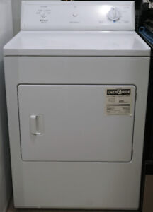Two extra large capacity dryers. Pick the one you like best