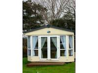 immaculate pre loved caravan- North Wales